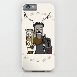 HOLY GRIAL  iPhone Case