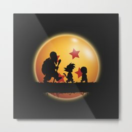 dragon ball Metal Print