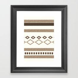 Out West (I) Framed Art Print