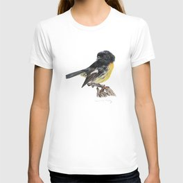 New Zealand Tomtit T-shirt