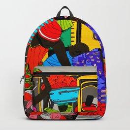 african market 1 Backpack