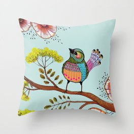 melodie Throw Pillow