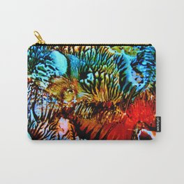 Colorful Underwater Plants Carry-All Pouch