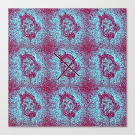 8 Devils Canvas Print