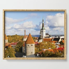 Tallinn Serving Tray