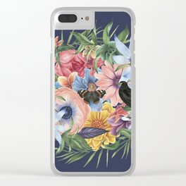 SPRING IV Clear iPhone Case