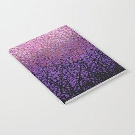 Plum Blossom Tree Grove Notebook