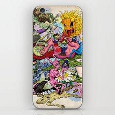 Rabbit Valley iPhone & iPod Skin