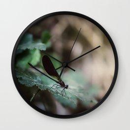 Slider control Wall Clock