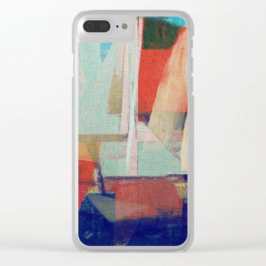 Stilt House 2 Clear iPhone Case