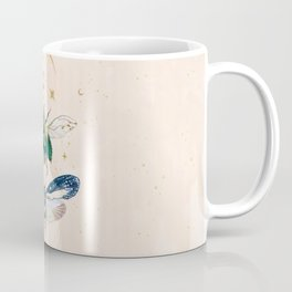 Moon insects Coffee Mug