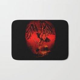 SWITCHBLADE VULTURE Bath Mat