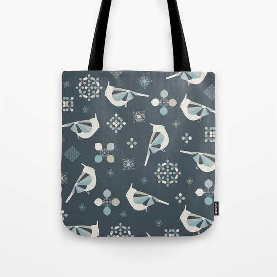 Petit Birds Tote Bag