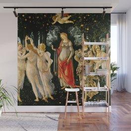 "Sandro Botticelli ""Spring"" Wall Mural"
