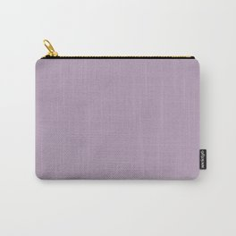 Pastel Purple - solid color Carry-All Pouch