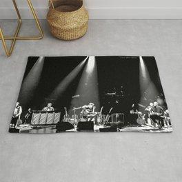Joe Bonamassa and Band - Black and White Rug