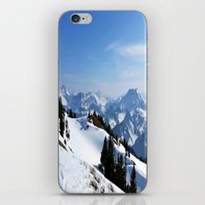 Winter Paradise in Austria iPhone & iPod Skin