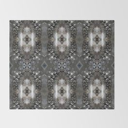 Ashes to Ashes Throw Blanket