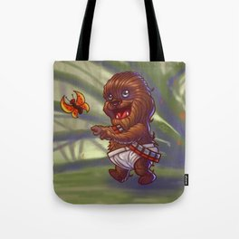 Baby Chewy Tote Bag