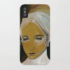 you and i and us (sen, ben, ve biz) iPhone X Slim Case