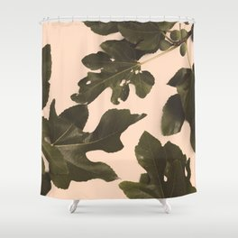Botanical II - Day Shower Curtain