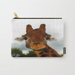 Giraffe. Carry-All Pouch