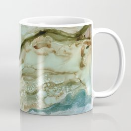 The Waves Come Crashing Coffee Mug
