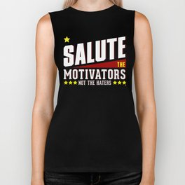 Motivators Biker Tank
