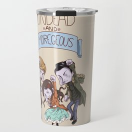 In the Flesh - Moregeous Travel Mug