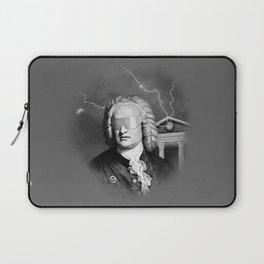 Bach To The Future Laptop Sleeve