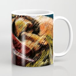 The Modern Lovers by Akseli Gallen-Kallela 2019 by Jéanpaul Ferro Coffee Mug