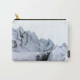 Icelandic Glacier Carry-All Pouch