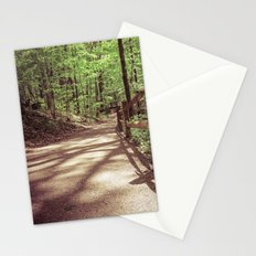 Spring Forest 3 Stationery Cards