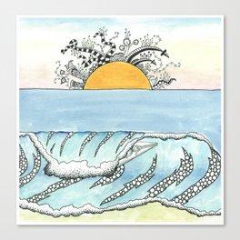 Daydream #9 Canvas Print