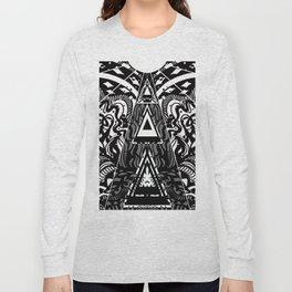 Sacred Pyramid Energy Long Sleeve T-shirt
