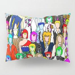 Tokyo Punks One Pillow Sham