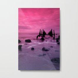 Pink Sky #2 Metal Print