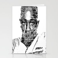kendrick lamar Stationery Cards featuring King Kendrick  by Tyvenchy