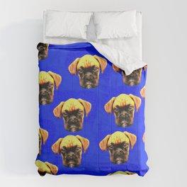 Boxer puppies Comforters