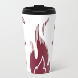 THE CAMPFIRE IS CALLING AND I MUST GO Travel Mug