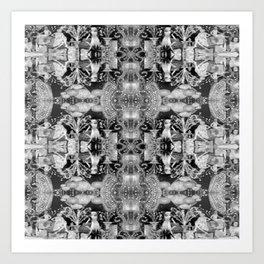 Gatsby Dames Art Print