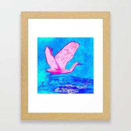 Dream image Framed Art Print