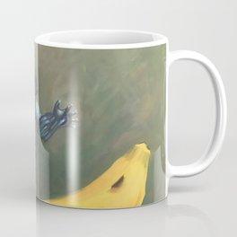 Riding Bananor Coffee Mug