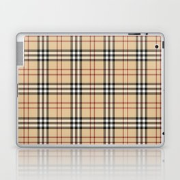 Tartan Plaid B Laptop & iPad Skin