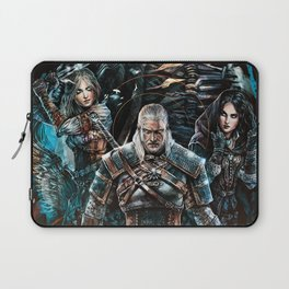 The Witcher Wild Hunt Laptop Sleeve