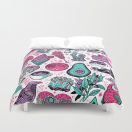 Basic Witch II Duvet Cover