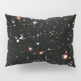 eXtreme Deep Field, Galaxy Background, Universe Large Print, Space Wall Art Decor, Deep Space Poster Pillow Sham