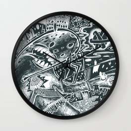 void party Wall Clock