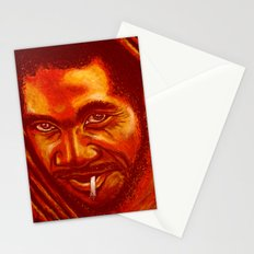 up in smoke! Stationery Cards