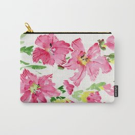 Glad In  Pink Carry-All Pouch
